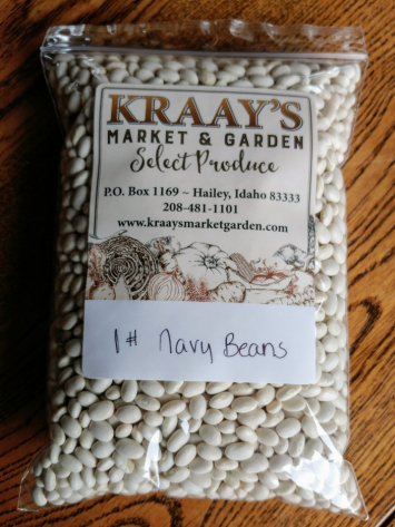 White Navy Beans