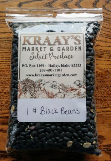 Beans, Black