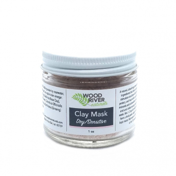 Clay Face Mask, Normal