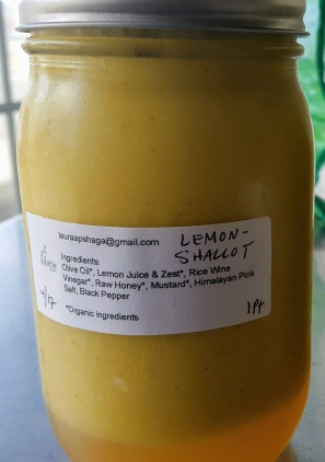 Lemony-Shallot Vinaigrette
