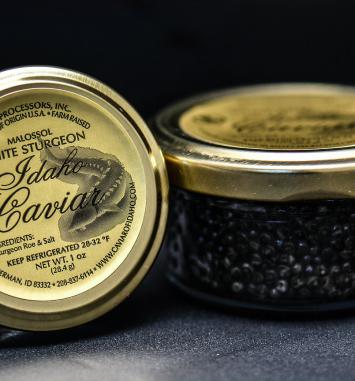 Idaho Caviar, 1 oz.