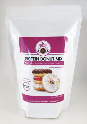 Gluten-Free Protein Donut Mix
