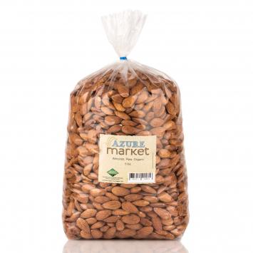Almonds, Raw, Whole