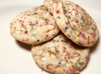 FunFetti Cookies (12)