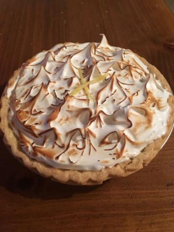 Pie, Lemon Meringue
