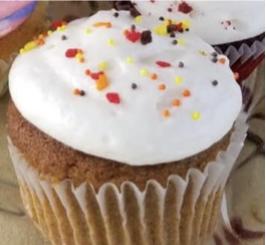 Gluten-Free Seasonal Cupcakes