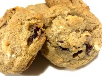 Cranberry Pecan Cookies (12)