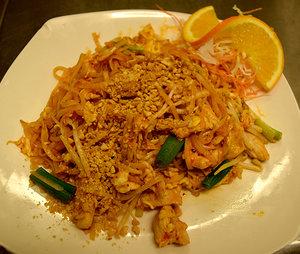 Pad Thai, Beef