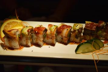 Thai Cuisine Roll