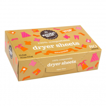 Dryer Sheets, Unscented