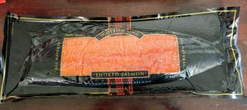 Salmon, Smoked