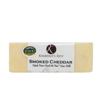 Cheese, Smoked Cheddar
