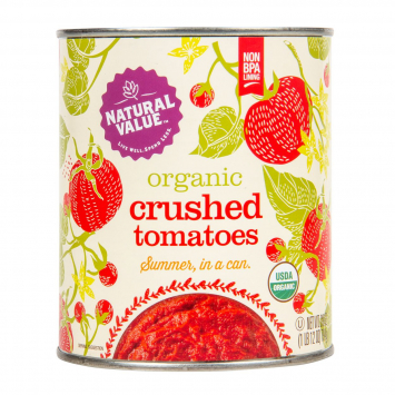 Tomatoes, Crushed