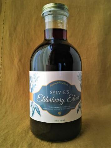 Sylvie's Elderberry Elixir 16