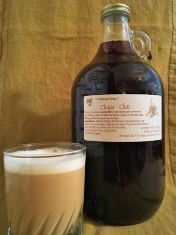 Chaga Chai, Ready-made, .5 gal
