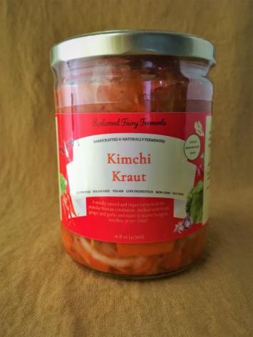KimChi Kraut, 16 oz
