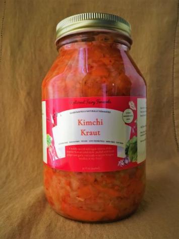 KimChi Kraut, 32 oz