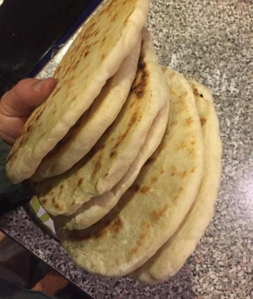 Bread, Pita