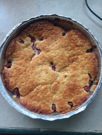 Cobbler, Red Raspberry
