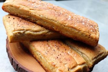 Focaccia Bread, Gluten Free