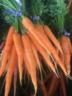 Carrots, Bunch FM