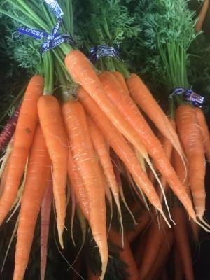 Carrots, Bunch FM