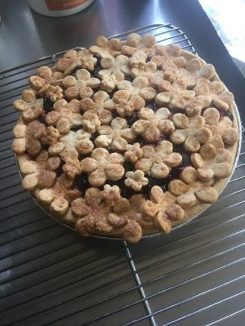 Pie, Cherry