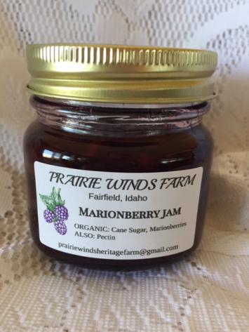 Jam, Marionberry