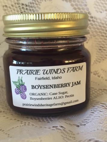 Jam, Boysenberry