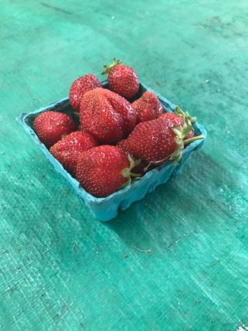 Strawberries, WW