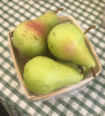 Early Bartlett Pears