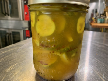 Sweet & Tangy Pickles