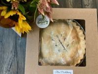 Pie, Blue Huckleberry FM