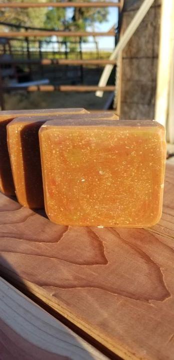 Idaho Weeds Soap