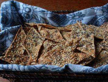 Crackers, Flatbread Everything IBF