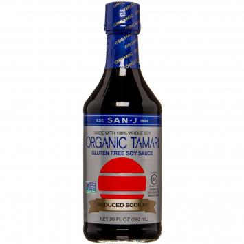 Tamari, Low Sodium