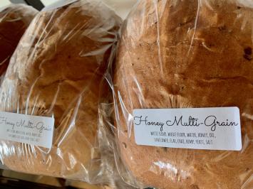 Bread, Honey Multi-Grain FM