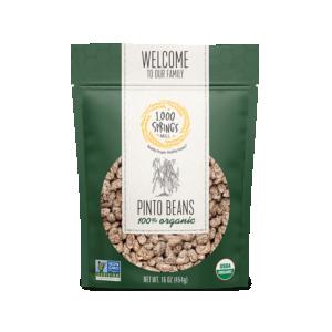 Beans, Pinto TS