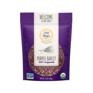Purple Barley, TS