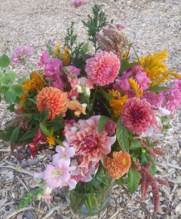 Flower Bouquet CSA