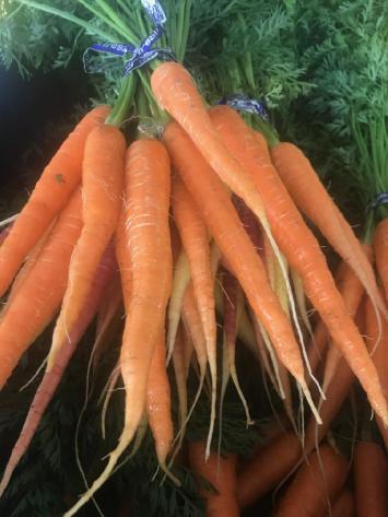 Carrots, Orange FM
