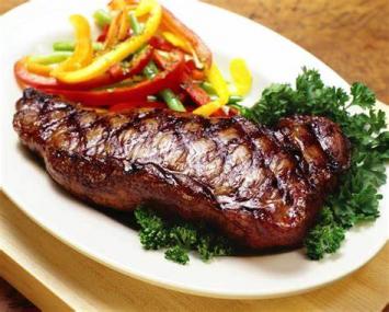 Beef, New York Strip Loin Steak IDB