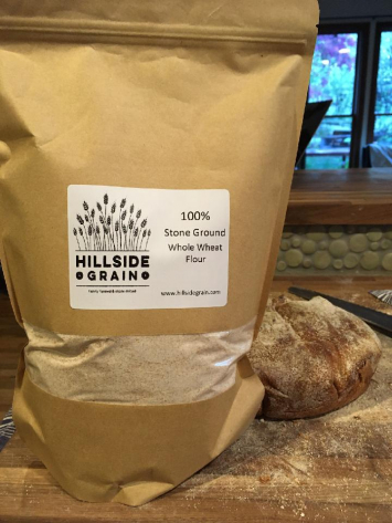 Flour, Whole Wheat 4 lb