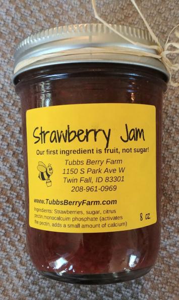 Jam, Strawberry