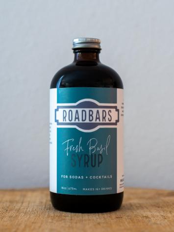 Fresh Basil Syrup