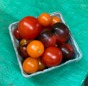 Tomatoes, Cherry Mixed WW