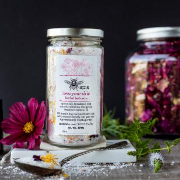 Bath Salts, Love Your Skin
