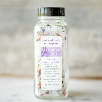 Seasoning Salt, French