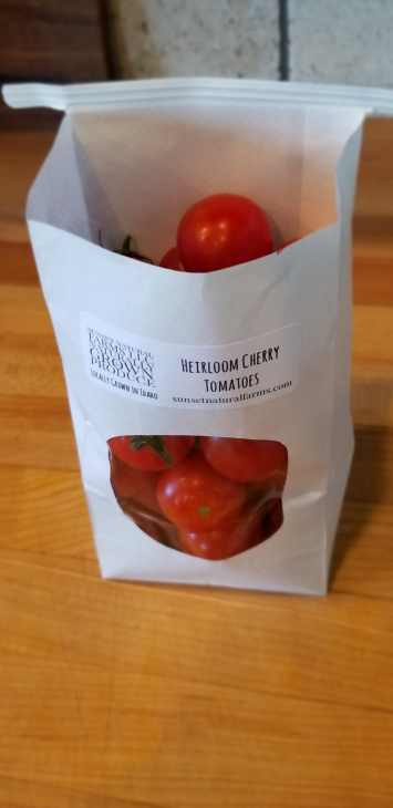 Tomatoes, Cherry Heirloom SN