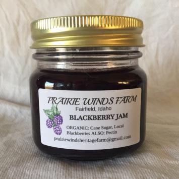 Jam, Blackberry
